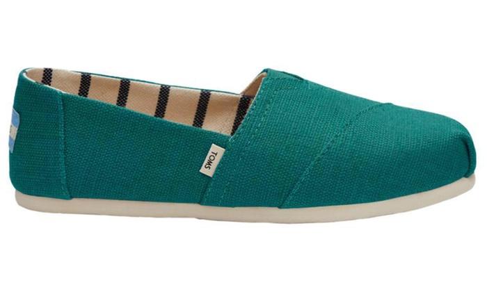 new style ec5f0 d5403 Bis zu 4% Rabatt TOMS Drizzle Damen-Schuhe   Groupon