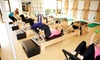 Club Pilates - Multiple Locations: Five or Eight Pilates Classes at Club Pilates (Up 69% Off)