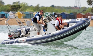 Uni Watersports Centre: Two-Day RYA Powerboat Level 2 Course at University of Southampton Watersports Centre (38% Off).