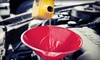 Up to 75% Off Oil Change or Auto Detail