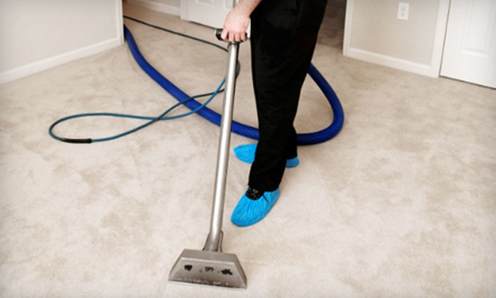 Hydra Green Clean Carpet Cleaning - Knoxville: Carpet Cleaning for Two or Four Rooms and Hallway from Hydra Green Clean Carpet Cleaning (Up to 64% Off)