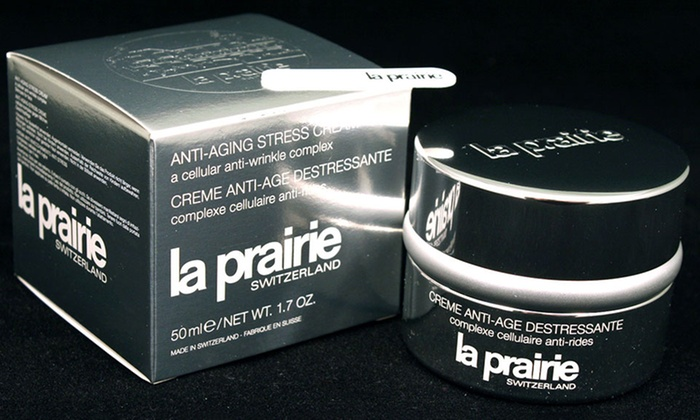 Anti-Aging Stress Cream by la prairie #4