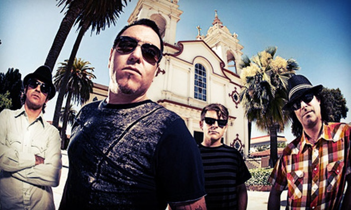 Smash Mouth, Sugar Ray, Gin Blossoms and Special Guest Fastball - Newport: Under the Sun Tour with Smash Mouth, Sugar Ray, and Gin Blossoms at Newport Yachting Center on August 4 (Up to 57% Off)
