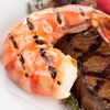 Plymouth Crossing – Up to 39% Off Steak, Seafood, and Drinks