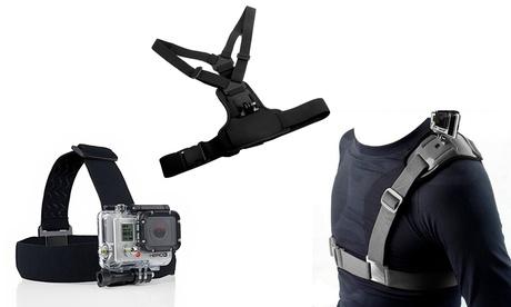 Accessori GoPro. Vari modelli disponibili