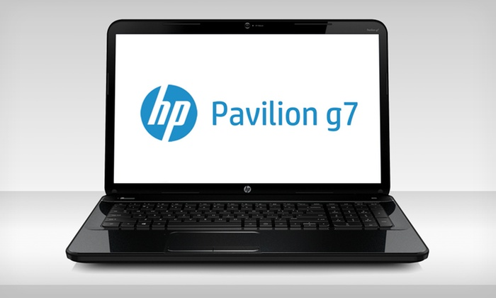 """HP Pavilion 17.3"""" Notebook PC: $369.99 for an HP Pavilion g7-2269wm 17.3"""" Notebook PC (Factory Refurbished) ($548 List Price). Free Shipping & Returns."""
