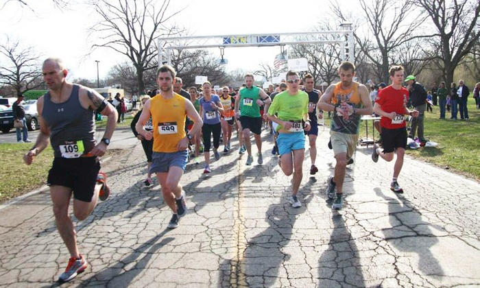 Northern Illinois Food Bank - Multiple Locations: Registration for 1, 2, or 4 to Northern Illinois Food Bank's Foodie 5K (Up to 56% Off). Three Dates Available.