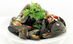 50% Off Bistro Cuisine at The Green Onion