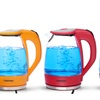 Chefman 1.7-Liter Electric Glass Kettle