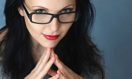 Nonprescription Sunglasses or Prescription Eyeglasses and Sunglasses at North York Vision Centre (Up to 92% Off)