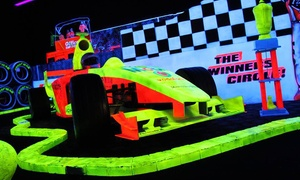 401 Mini-Indy Go-Karts: CC$29 for 10 Laps of Indoor Go-Karting and 18-Holes of Mini-Golf for Two at 401 Mini-Indy Go-Karts (CC$60 Value)