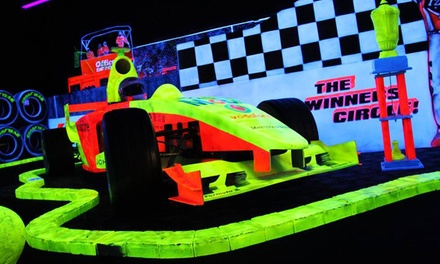 $29 for 10 Laps of Indoor Go-Karting and 18-Holes of Mini-Golf for Two at 401 Mini-Indy Go-Karts ($60 Value)
