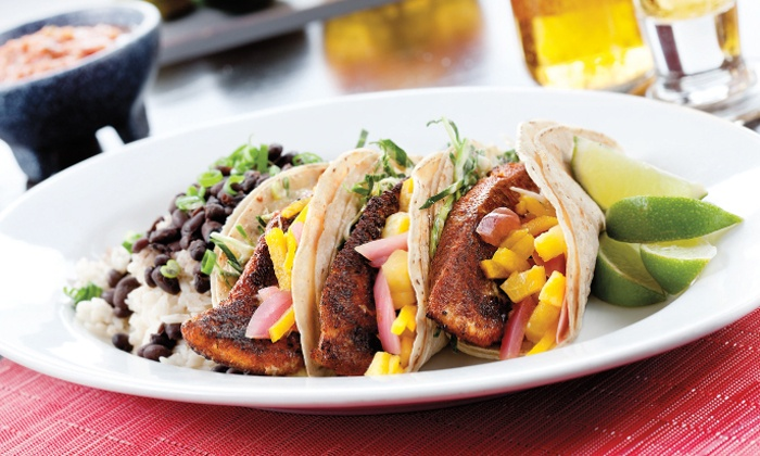 Bomba Tacos & Rum - Bomba Tacos & Rum: Latin American Food at Bomba Tacos & Rum (Up to 40% Off). Two Options Available.