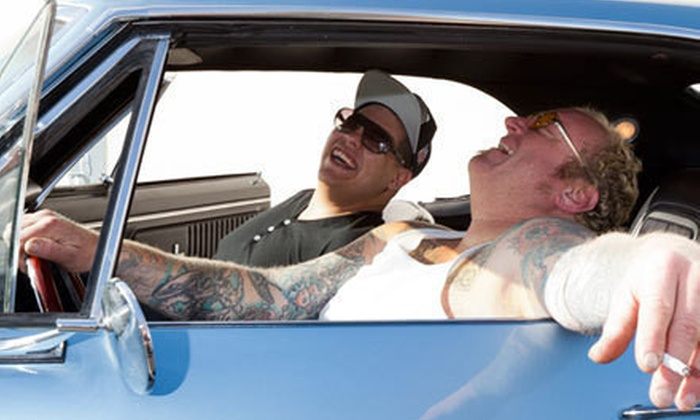 Sublime Summer Concert - Trinity - Niagara: $40 to See Sublime with Rome and The Wailers at Historic Fort York on August 18 (Up to $71.75 Value)