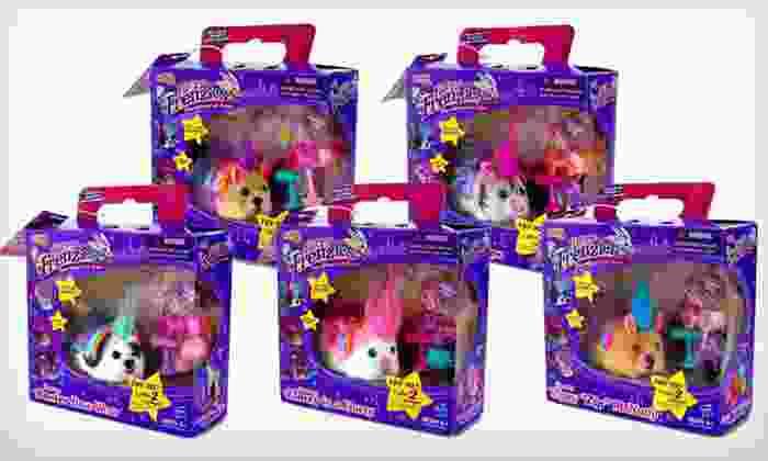 Hasbro FurReal Friends Furry Frenzies: $6 for a FurReal Friends Furry Frenzies Toy ($14.97 List Price)