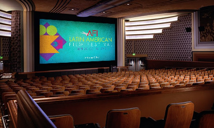 AFI Latin American Film Festival - Silver Spring: The American Film Institute's 2012 Latin American Film Festival for Two or Four (Up to Half Off)
