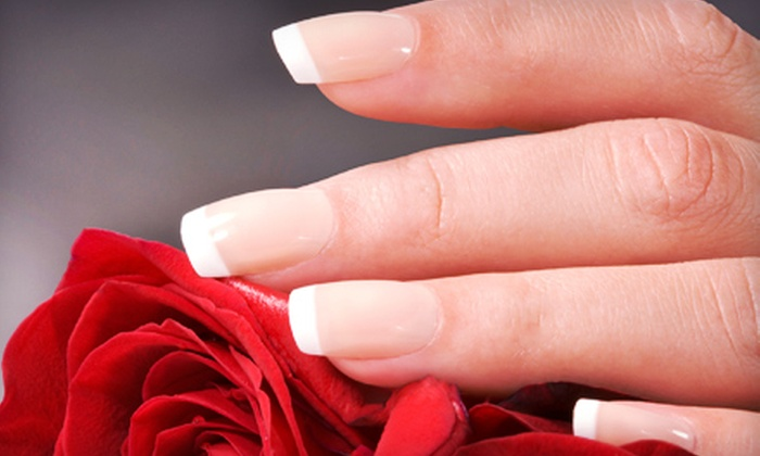 Shears to You Salon & Mobile Boutique - Indian Hills: Classic or Shellac Mani-Pedi with Paraffin and Nail Kit at Shears to You Salon & Mobile Boutique (Up to 69% Off)