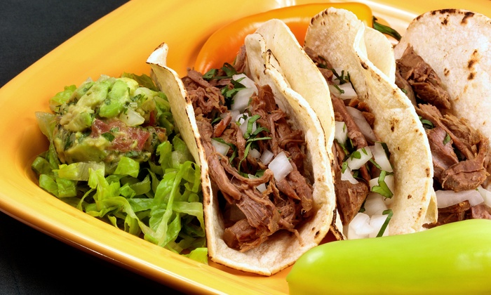 Ceja's Mexican Diner & Grill - Ivey Ranch / Rancho Del Oro: Two or Three Groupons, Each Good for $12 Worth of Mexican Food at Ceja's Mexican Diner & Grill (Half Off)