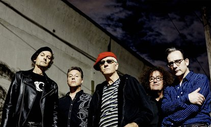 The Damned, 22 August at O2 Guildhall (Up to 48% Off)