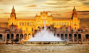✈ 8-Day Tour of Spain with Air from Keytours Vacations at Spain Tour with Hotel and Air from Keytours Vacations, plus 6.0% Cash Back from Ebates.