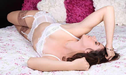 $78 for a 90-Minute Boudoir Photo-Shoot Package at Memories Photography ($518 Value)
