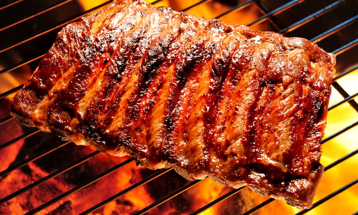 Georgia Boys BBQ Company - Georgia Boys BBQ Company: Barbecue Meals for Two or Four at Georgia Boys BBQ Company (45% Off). Two Options Available.