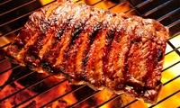 Argentinisches Asado mit Beilage und Nachtisch für 2 od. 4 Personen im Restaurant Los Locos Latinos (bis zu 30% sparen*)