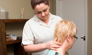 The Back Pain Centre: Chiropractic Exam With One (£19) or Three (£29) Treatments at The Back Pain Centre (Up to 75% Off)