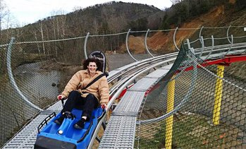 33% Off Coaster Ride at The Coaster at Goats on the Roof
