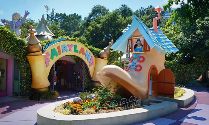 Fairyland - Oakland: $8 for Weekday Admission for Two to Fairyland  ($16 Value)