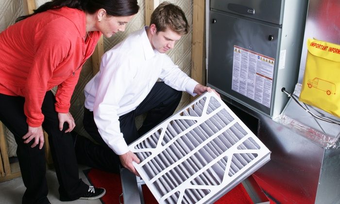 Bell Brothers Plumbing, Heating & Air  - Stockton: AC or Furnace Tune-Up or One-Year Maintenance Club from Bell Brothers Plumbing, Heating & Air (Up to 83% Off)