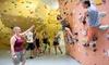 Kletterzentrum Neoliet - Mehrere Standorte: 3x 2 Std. Kletter-Grundkurs inkl. Leihausrüstung für 1 oder 2 Personen im Kletterzentrum Neoliet (bis zu 43% sparen*)