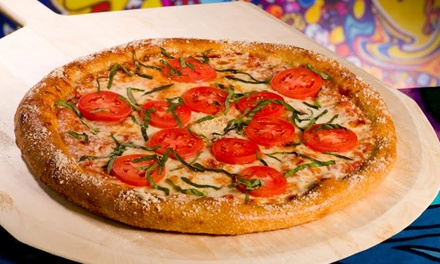 $12 for $20 Worth of Pizza, Hoagies, and Drinks at Mellow Mushroom