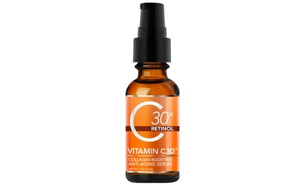 1 or 2 Bottles of Vitamin C30x Retinol Serum