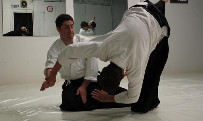 Aikido Kimori Dojo Oc - El Camino Real: $33 for $95 Worth of Martial-Arts Lessons — Aikido Kimori Dojo of Orange County