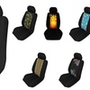 Pair of Zip & Switch Car Seat Covers