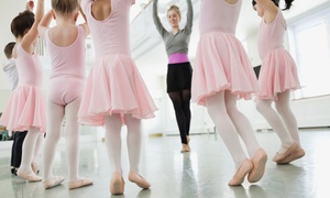 In Harmony Dance: Six Weeks of Dance Classes for One or Two People at In Harmony Dance (Up to 52% Off)