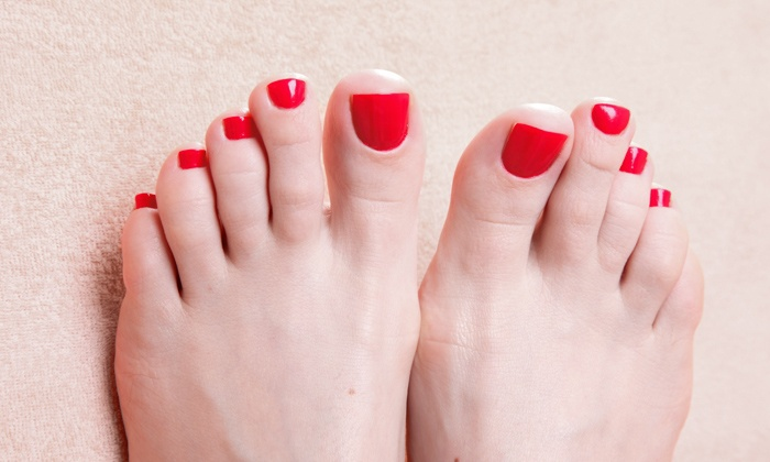 Village Podiatry Laser Centers - Multiple Locations: Toenail-Fungus Laser Treatment for One or Two Feet at Village Podiatry Centers (50% Off)