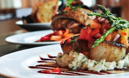 One, Two, or Three Groupons, Each Good for $30 Worth of New American Cuisine for Dinner at Peanches (Up to 53% Off)