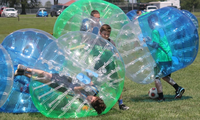 Unbelievabubble Soccer - Springfield MO: $193 for $350 Worth of Soccer — UnbelievaBUBBLE Soccer