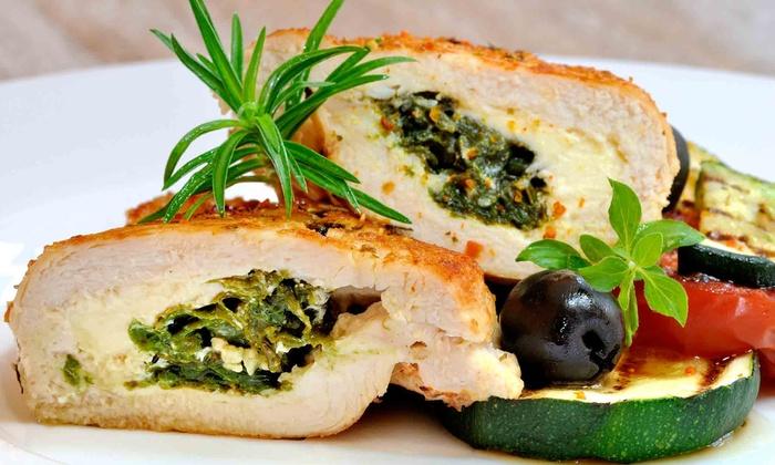 French Cuisine for Dinner - Retro Bistro - Mount Prospect | Groupon