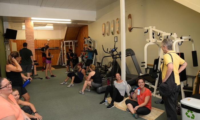 Foothills Fitness - Grass Valley: Eight Weeks of Membership and Unlimited Fitness Classes at Foothills Fitness (60% Off)