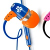 JBuds Neon Earbuds with Universal Mic