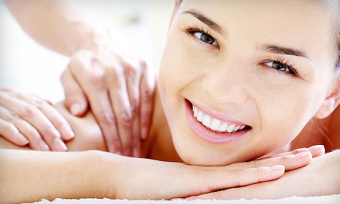 La Salon and Spa - Millburn: $39 for a One-Hour Massage or Facial at La Salon and Spa (Up to $85 Value)
