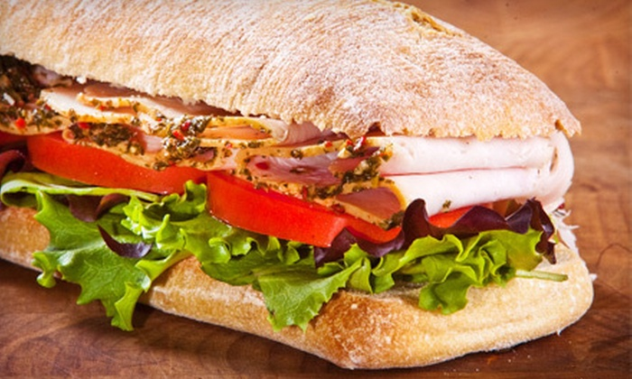 Nothing To It! Culinary Center - Meadowood Mall Area: $7 for $15 Worth of Gourmet Deli Sandwiches and Salads at Nothing To It! Culinary Center