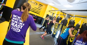 CKO Kickboxing: One, Two, or Four Weeks of Kickboxing Classes with Gloves at CKO Kickboxing (Up to 59% Off)