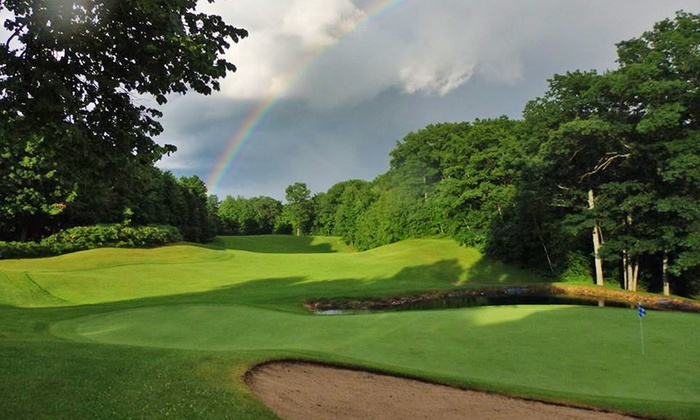 Marsh Ridge - Gaylord: $99 for a One-Night Stay and Two Days of Unlimited Golf and Range Balls for Two at Marsh Ridge ($269 Value)