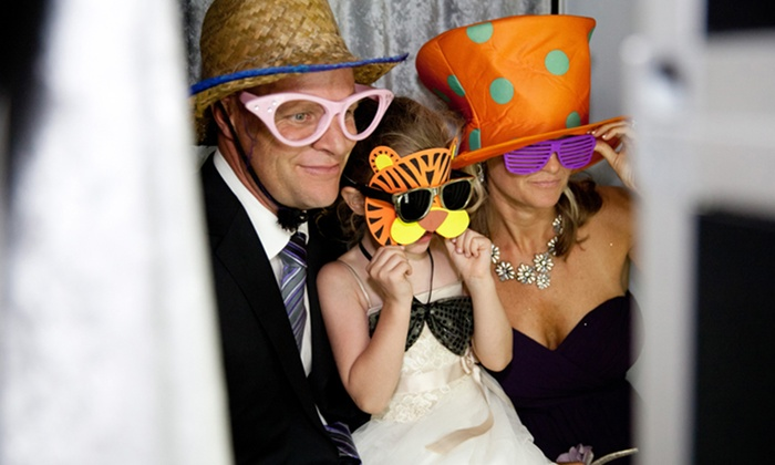 TM Fotography - San Jose: $250 for a Two-Hour Photo-Booth Rental at TM Fotography ($500 Value)