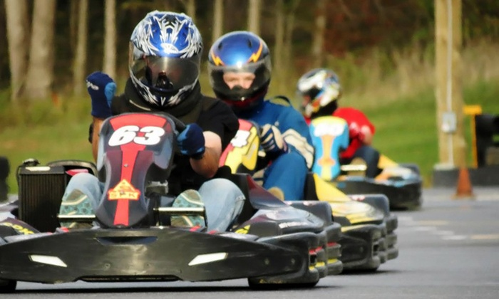Summit Point Kart - Summit Point: High-Performance Kart Racing at Summit Point Kart (Up to 53% Off). Three Options Available.