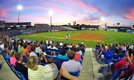 $7 for a Wilmington Blue Rocks Minor League Baseball Game  on June 25 or July 1, 13, or 27 (Up to $13.50 Value)